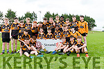 The victorious Under 14 team from Austin Stacks