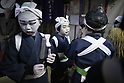 Kuromori Kabuki performance in Yamagata prefecture