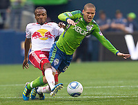 Seattle Sounders FC vs New York Red Bulls June 23 2011