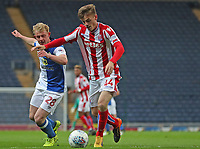 Blackburn Rovers' Willem Tomlinson <br /> <br /> Photographer /Rachel HolbornCameraSport<br /> <br /> The EFL Checkatrade Trophy - Blackburn Rovers v Stoke City U23s - Tuesday 29th August 2017 - Ewood Park - Blackburn<br />  <br /> World Copyright &copy; 2018 CameraSport. All rights reserved. 43 Linden Ave. Countesthorpe. Leicester. England. LE8 5PG - Tel: +44 (0) 116 277 4147 - admin@camerasport.com - www.camerasport.com