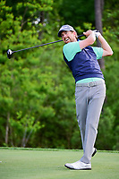 Bryce Molder (USA) watches his tee shot on 13 during round 1 of the Shell Houston Open, Golf Club of Houston, Houston, Texas, USA. 3/30/2017.<br /> Picture: Golffile | Ken Murray<br /> <br /> <br /> All photo usage must carry mandatory copyright credit (&copy; Golffile | Ken Murray)
