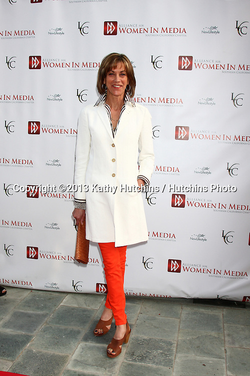 LOS ANGELES - APR 23:  Wendie Malick arrives at the 2013 Genii Awards presented by the Aliance for Women in Media at the Skirball Cultural Center on April 23, 2013 in Los Angeles, CA