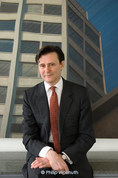 John Micklethwait, Editor of The Economist