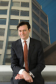 John Micklethwait, Editor of The Economist