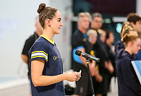 Opening ceremony. AON Swimming New Zealand National Open Swimming Championships, National Aquatic Centre, Auckland, New Zealand, Monday 2nd July 2018. Photo: Simon Watts/www.bwmedia.co.nz