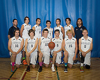 Basketball masculin 2014-2015