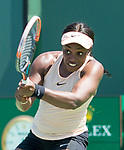 Sloane Stephens (USA) defeats Garbine Muguruza (ESP) by 6-3, 6-4