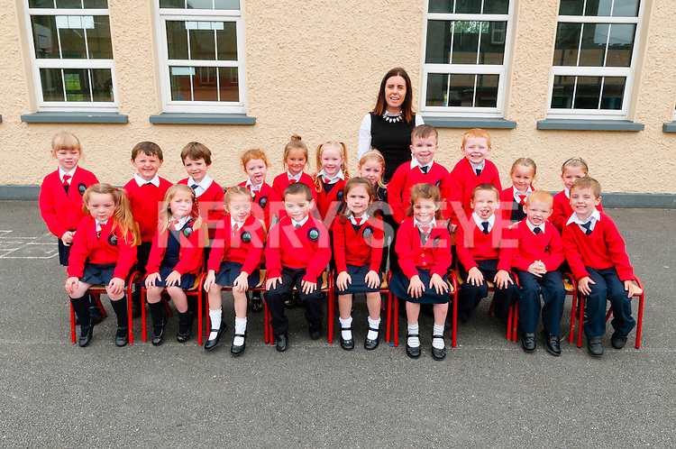 Miss O'Connor's class at Scoil Mhuire gan Smal, Lixnaw. Front : Louise Stack, Teegan Mccarthy, Aoibhe McCarthy, Kian Thomas, Ava Daly, Ava McElligott, Tomas Nolan, Cillian O'Sullivan  &  Ryan Moriarity. Back;  Abiageal McEllihenny, Padraigh McElligott, Fintan Quilter, Aoife Lyons, Freya McNamara Daly, Macaela McElligott, Rhona Daly, Ger Roche, Tadgh O'Keeffe, Sarah McKenna & Olive Pike.
