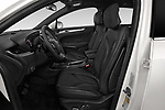 Front seat view of a 2019 Lincoln MKC Base 5 Door SUV front seat car photos