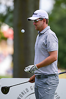 Bernd Wiesberger (AUT) waits to tee off on 11 during Saturday's round 3 of the World Golf Championships - Bridgestone Invitational, at the Firestone Country Club, Akron, Ohio. 8/5/2017.<br /> Picture: Golffile | Ken Murray<br /> <br /> <br /> All photo usage must carry mandatory copyright credit (&copy; Golffile | Ken Murray)