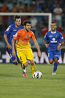15.09.2012 SPAIN -  La Liga 12/13 Matchday 4th  match played between Getafe C.F. vs F.C. Barcelona (1-4) at Alfonso Perez stadium. The picture show Cesc Fabregas Soler (Spanish midfielder of Barcelona)