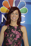Carrie Preston - Crowded- NBC Upfront at Radio City, New York City, New York on May 11, 2015 (Photos by Sue Coflin/Max Photos)