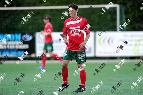 2012-08-02 / Voetbal / seizoen 2012-2013 / KFC Antonia / Many Nuyts..Foto: Mpics.be