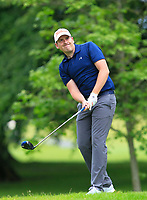 Nicky Maddison (Saunton GC) on the 2nd tee during Round 1 of the Titleist &amp; Footjoy PGA Professional Championship at Luttrellstown Castle Golf &amp; Country Club on Tuesday 13th June 2017.<br /> Photo: Golffile / Thos Caffrey.<br /> <br /> All photo usage must carry mandatory copyright credit     (&copy; Golffile | Thos Caffrey)
