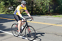 Cyclists riding at the ERRACE 2016 fundraiser event.