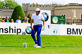 Kiradech APHIBARNRAT (THA) during the pro-am ahead of the 2017 BMW PGA Championship played over the West Course, Wentworth, Surrey from 25th to 28th May 2017. Photographer - Stuart Adams www.golftourimages.com: 24/05/2017