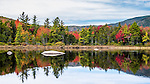 Lily Pond, Kankamagus Hwy, New Hampshire Oct. 5, 2015