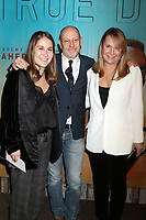 """LOS ANGELES - JAN 10:  Daniel Sackheim, family at the """"True Detective"""" Season 3 Premiere Screening at the Directors Guild of America on January 10, 2019 in Los Angeles, CA"""
