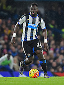 13.02.2016. Stamford Bridge, London, England. Barclays Premier League. Chelsea versus Newcastle United. Cheick Tiote in action