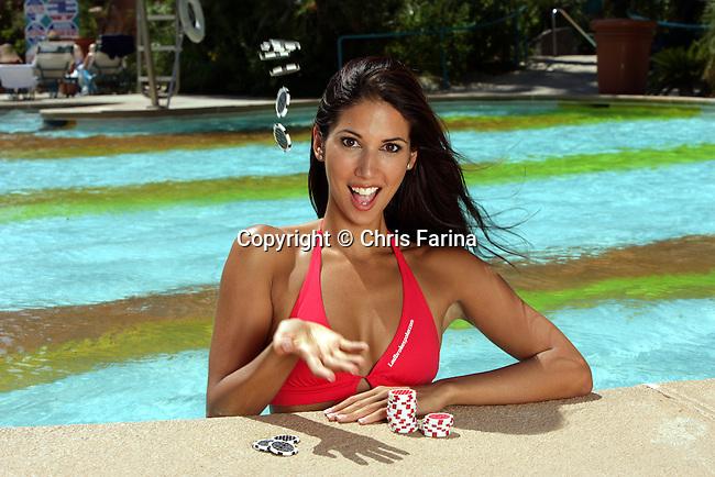 July 31,2006,Las Vegas,Nevada  --- Ladbrokes -- Leilani   --- Photo Credit : Chris Farina - Corbis  copyright 2006