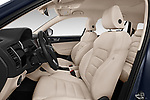 Front seat view of 2017 Skoda Kodiaq Style 5 Door SUV Front Seat  car photos