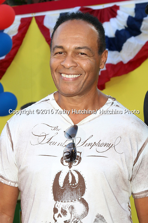 "LOS ANGELES - AUG 9:  Ray Parker Jr at the ""Sausage Party"" Premiere at the Village Theater on August 9, 2016 in Westwood, CA"