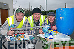 CLEAN UP: Billy Burns, Martin O'Keeffe and Willie Kelly preparing for the annual Spring Clean Up in Kilcummin.   Copyright Kerry's Eye 2008