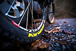 Mountain bike wheels