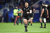 Ngani Laumape of New Zealand during the rugby test match between France and New Zealand at Stade des Lumieres on November 14, 2017 in Lyon, France. (Photo by Alexandre Dimou/Icon Sport)