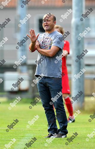 2012-08-16 / Voetbal / seizoen 2012-2013 / KFC Sint-Job / Frank Staes..Foto: Mpics.be