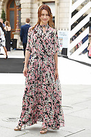 Olga Kurylenko arrives for the VIP preview of the Royal Academy of Arts Summer Exhibition 2016