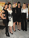 """BEVERLY HILLS, CA - MARCH 04: Emmanuelle Chriqui, Carla Gugino, Marley Shelton, Adrianne Palicki and Malin Akerman arrive at the """"Elektra Luxx"""" Los Angeles Premiere at The Aidikoff Screening Room on March 4, 2011 in Beverly Hills, California."""