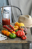 The tomato is one of the most versatile of vegetables to cook with