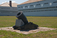 Mortar and Blockhouse1 and 2 Fort George, Niagara-on-the-Lake
