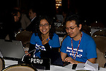 Peru. Bonn Climate Change talks. (©Robert vanWaarden)