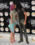 Katy Perry and Russell Brand at The 2011 MTV Video Music Awards held at Nokia Theatre L.A. Live in Los Angeles, California on August 28,2011                                                                   Copyright 2011  DVS / Hollywood Press Agency
