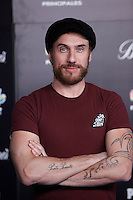 Macaco attends 40 Principales awards photocall  2012 at Palacio de los Deportes in Madrid, Spain. January 24, 2013. (ALTERPHOTOS/Caro Marin) /NortePhoto