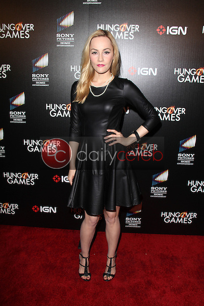 Cathy Baron<br /> at &quot;The Hungover Games&quot; Premiere, TCL Chinese 6, Hollywood, CA 02-11-14<br /> David Edwards/Dailyceleb.com 818-249-4998