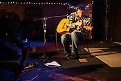 Damien Jurado at The Berkeley Cafe, Hopscotch Music Festival, Raleigh, N.C., Friday, September 7, 2012