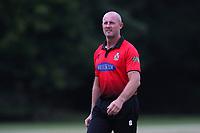 Roy Smith of Hornchurch during Hornchurch CC vs Buckhurst Hill CC (batting), Essex Cricket League Cricket at Harrow Lodge Park on 25th July 2020