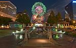 Fair St. Louis Fireworks 2012