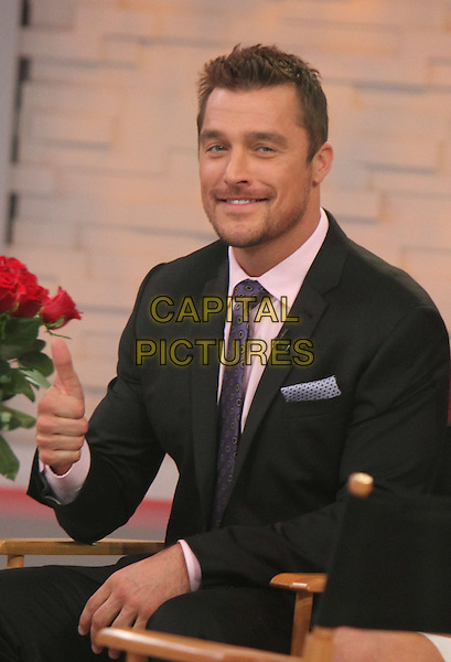 NEW YORK, NY - MARCH 10: Chris Soules at ABC's Good Morning America in New York City on March 10, 2015. <br /> CAP/MPI/RW<br /> &copy;RW/MPI/Capital Pictures