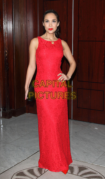 LONDON, ENGLAND - MARCH 6:  Myleene Klass at the London Lesbian And Gay Switchboard 40th Birthday at the Waldorf Hilton Hotel on March 6 2014 in London, England.<br /> CAP/ROS<br /> &copy;Steve Ross/Capital Pictures