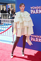 LOS ANGELES, CA - MARCH 10: Grace VanderWaal at the premiere of Paramount Animation and Nickelodeon's Wonder Park at the Regency Village Theatre in Westwood, California on March 10, 2019. <br /> CAP/MPIFS<br /> &copy;MPIFS/Capital Pictures
