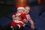 Fire Station Kids Christmas Party