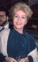 Debbie Reynolds 1987 by Jonathan Green