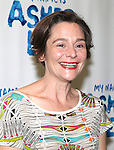 Jenny Bacon attends the Meet & Greet for the new Off-Broadway Play 'My Name Is Asher Lev'  at the Davenport Studios on 10/22/2012 in New York City.