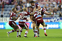 Wigan v Warrington - 06 July 2018