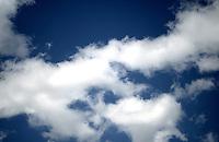 BOGOTÁ-COLOMBIA- Nubes y cielo azul./ Blu sky with clouds.  Photo: VizzorImage
