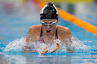 Phoebe Harris. Swimming New Zealand AON National Open Championships, National Aquatic Centre, New Zealand, Thursday 20 June 2019. Photo: David Rowland/www.bwmedia.co.nz